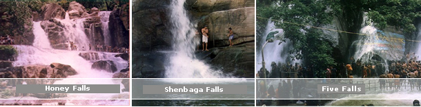 Courtallam Waterfalls, Courtallam Location, Courtallam Temples